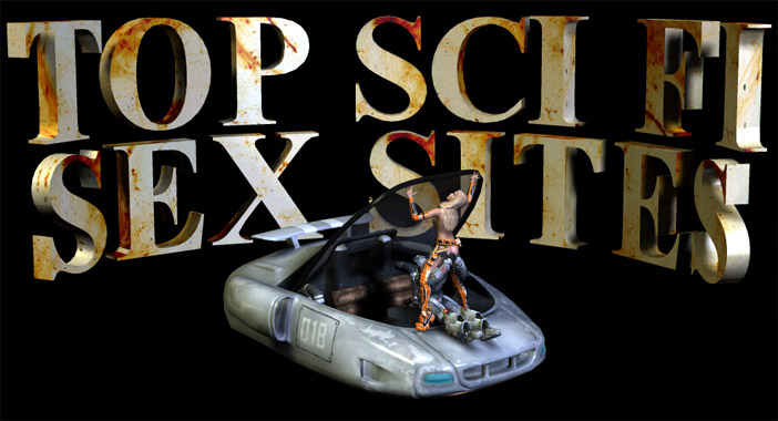 Top Sci-Fi Sex Sites
