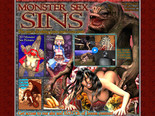 Monster Sex Sins Screenshot